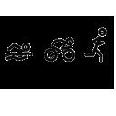 Nibelungen-Triathlon Xanten 2014